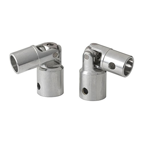 Drive Medical Suction Cup Grab Bar Swivel Adapter, Chrome