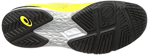 Asics da uomo corte FF scarpe da tennis Sulphur Spring/Black