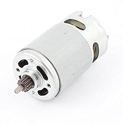 DC 12V 2000RPM Torque Double Shaft Magnetic Gear Box Electric Motor