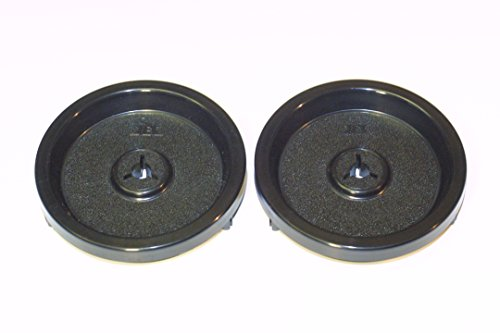 "Technolink TC-503 NAB Reel Hub Adaptors for 10.5"" Reel to Reel Tape Recorders; ONE PAIR"