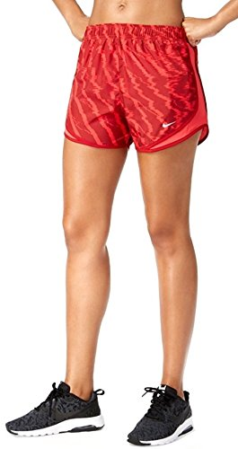 Nike Womens Dri-Fit Tempo All Over Print Running Shorts