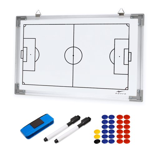 AGORA Dual Sided Magnetic Dry Erase Board - 12