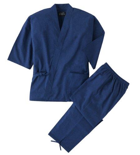 E In Samue Giapponese Abito Giappone Prodotto Tradizionale Da Città Lavoro Blue Kurume Casa Di Nella 4qpT4RwWg