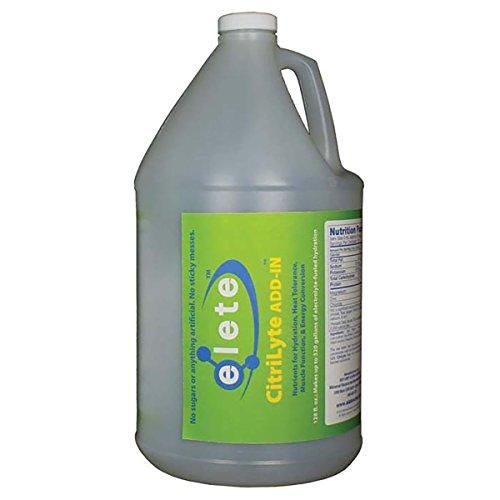 Elete Citrilyte Gallon - Elete Electrolyte Water