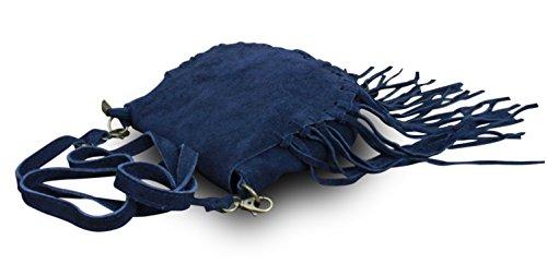 My-Musthave, Borsa tote donna Blu blu scuro Medio