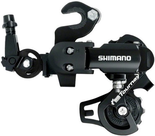 Shimano Tourney FT35 6/7-Speed Rear Derailleur w/Hanger