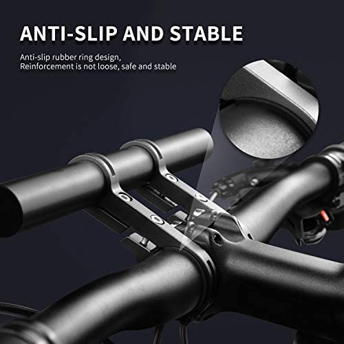 Bike Flashlight Holder Bicycle Accessories Extender Mount BracketA JR