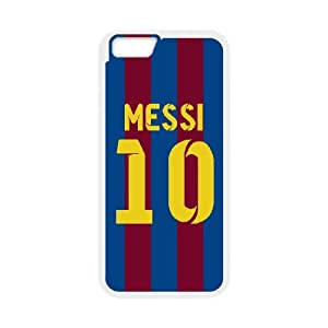 Life margin Lionel Andr¨¦s Messi phone Case For iPhone 6 Plus 5.5 Inch G96KH3053
