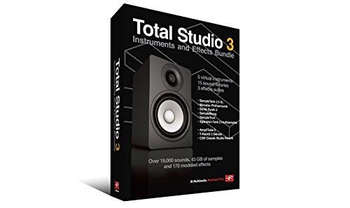(IK Multimedia Total Studio 3 Bundle)