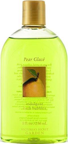 Victoria's Secret Garden Pear Glace Indulgent Bath Bubbles 8oz