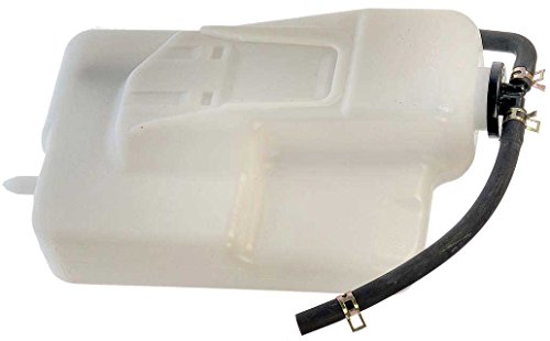 APDTY 714520 Coolant Reservoir Fluid Plastic Overflow Bottle Housing Assembly Fits 1995-2004 Toyota Tacoma & 2004-2012 Toyota Hilux (Replaces 16405-0C010, 164700C011)