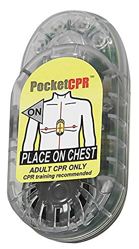 CPR Coaching Device; For Use With Includes Accelerometer And Sophisticated Processing Algorithm by GRAINGER APPROVED
