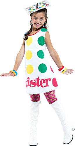 Twister License Child Large 10-12 (Twister Costume Men)