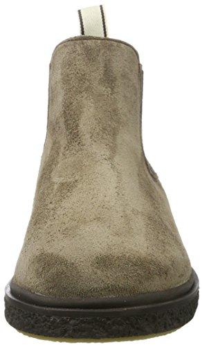Gant Carson, Stivali Chelsea Uomo Beige (Elephant Gray)