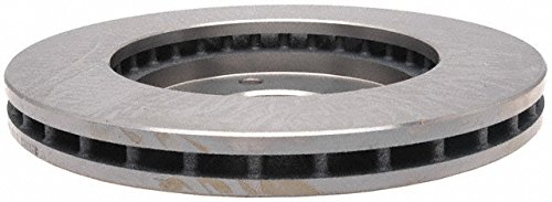 ACDelco 18A257A Advantage Non-Coated Front Disc Brake Rotor