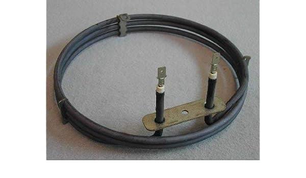 Ventilador de horno para EGO/Belling/Nuevo Mundo, 1600 W: Amazon ...