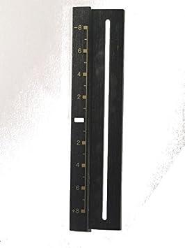 Tablilla para el Control de Pitch Technics RGH0131-1K1 Negro para ...