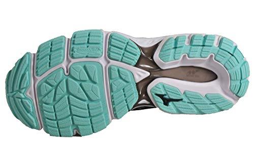 Pictures of Mizuno Women's Wave Inspire 14 Running Shoe 6.5 W US Men 3