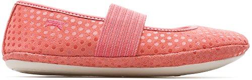 Camper Right Kids, Bailarinas con Punta Cerrada Para Niñas Rosa (Medium Pink 660)