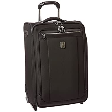Travelpro Platinum Magna 2 22 Inch Express Rollaboard Suiter, Black, One Size