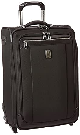 Amazon Com Travelpro Platinum Magna 2 22 Inch Express Rollaboard Suitcase Black One Size