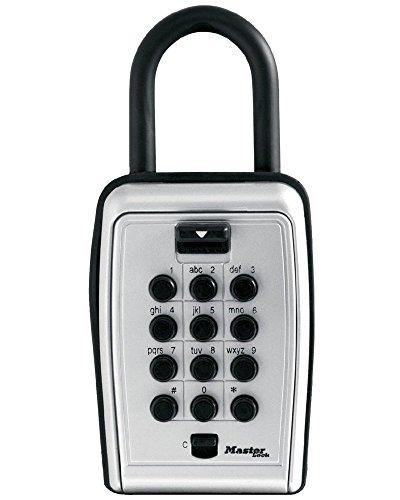 Master Lock 5422D Caja para Llaves de Pared con Combinación