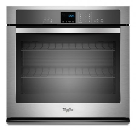 Whirlpool WOS51EC0AS 30″ Stainless Steel Electric Single Wall Oven