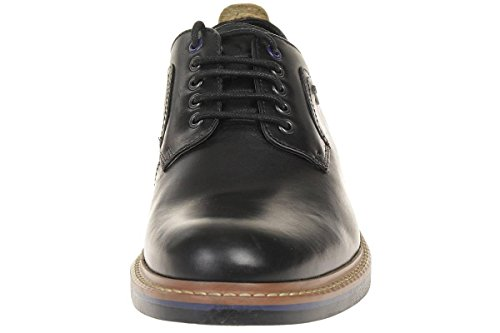 Clarks Darby Walk GTX leather Men's Boots leather shoes black gore Tex Black SDE