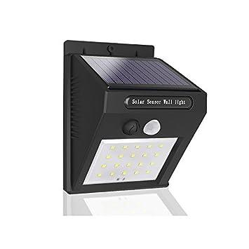 Petite Lampe Solaire Led Securite Etanche Mocobe Eclairage