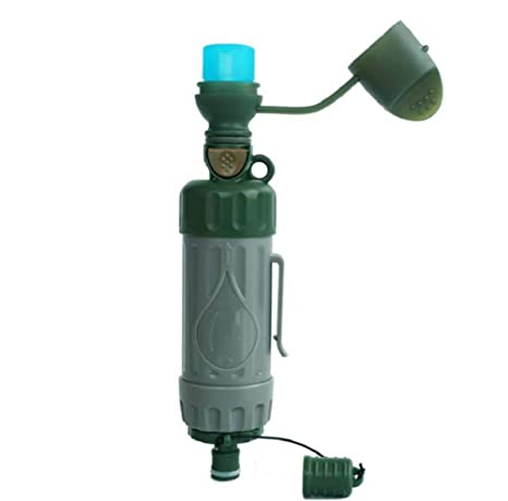 dc3804c0b3a9 Amazon.com: Tookne Personal Water Filter,2000L Portable Water ...