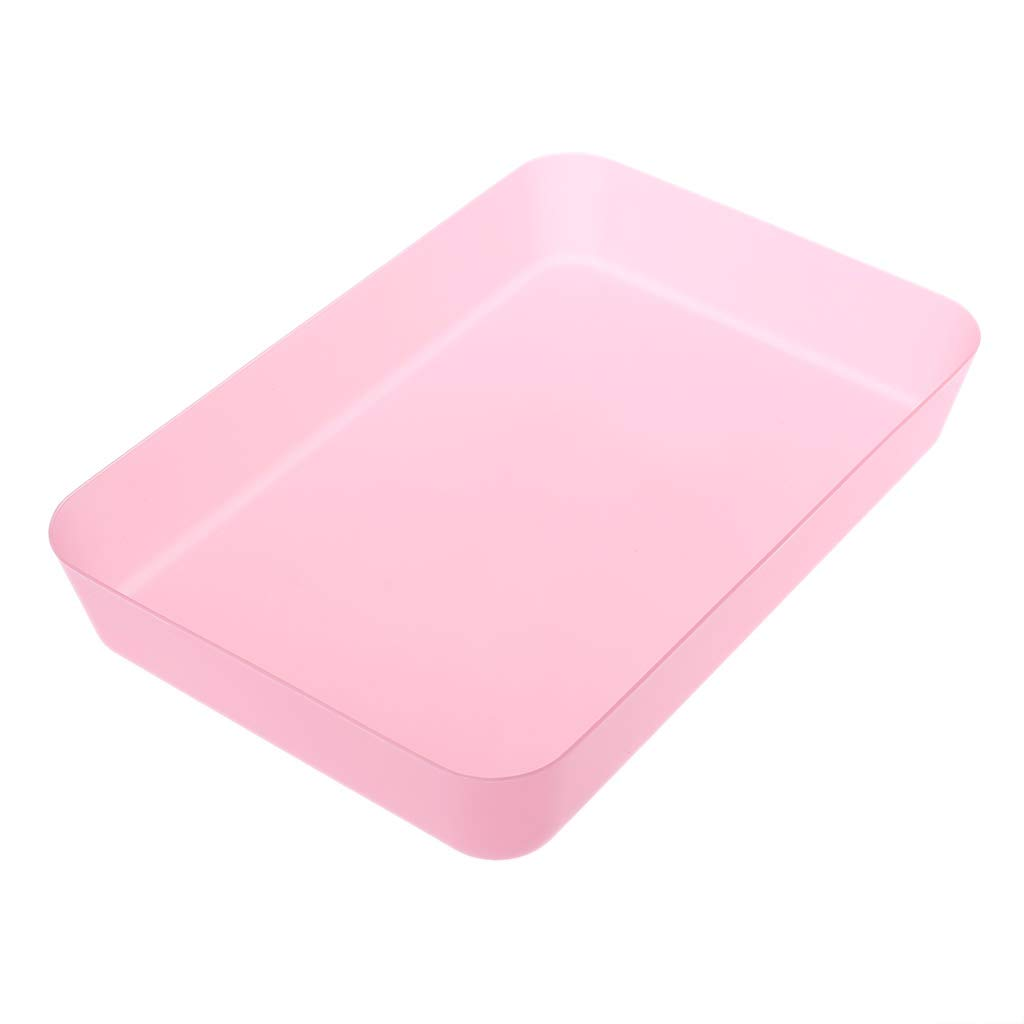 JUNESUN Drawer Kitchen Cutlery Tableware Case Makeup Storage Box Home Organizer Plastic by JUNESUN (Image #7)