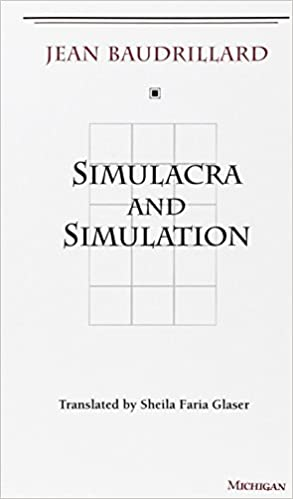 Image result for baudrillard simulacra
