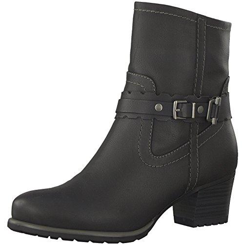 29 Womens 25361 Chelsea Black Boots Tamaris 1 zFwBx