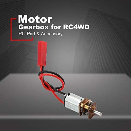 Grigio-oro RC4WD Z-E0051 Cambio motore di ricambio per RC4WD Verricello 1//10 Mini Warn 9.5cti Z-S1571 Accessori e parti RC
