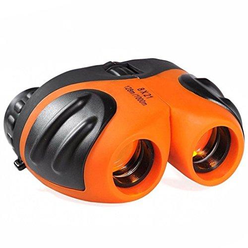 TOPTOY Hunting Toys for 3-12 Years Old Boys, Binoculars for Kids Toys for 3-12 Years Old Girls Gifts for 3-12 Year Old Girls Boys 2018 Orange TTUSTTA05