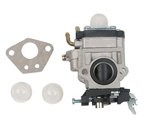 HIFROM Carburetor with Gasket and Primer Bulb Replaces Walbro WYK-192 for Echo PB-755 PB-755H PB-755T PB-755SH PB-755ST PB-751 PB-751H Backpack Blower