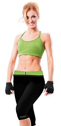 Bradex Hot Shapers Leggings Body Shaper Knee-Length Slimming Leggings Pants
