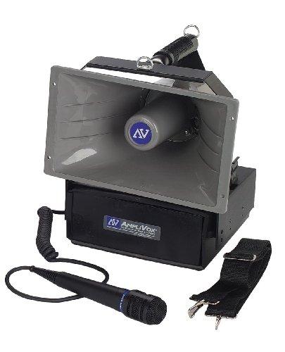 Amplivox S610A 50-Watt Half Mile Hailer by Amplivox