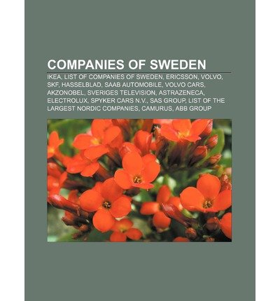 -companies-of-sweden-ikea-list-of-companies-of-sweden-ericsson-volvo-skf-hasselblad-saab-automobile-