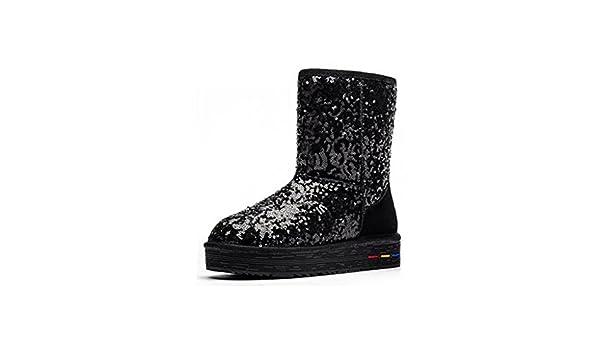 Optimal Women Winter Snow Warm Mid-tude Boots