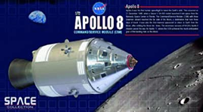 Dragon Models 1/72 NASA Apollo 8 Command/Service Module (CSM)