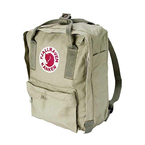 (フェールラーベン) FJALL RAVEN カンケン バッグ 7L カンケン ミニ リュック kanken mini bag バックパック リュック レディース ナップサック 通学 子供用 キッズ ナップサック 7L [並行輸入品] B00ZI0LKVK Putty Putty