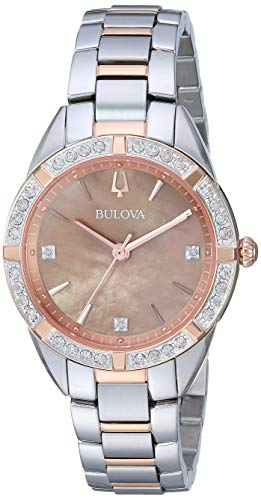 - Bulova Dress Watch (Model: 98R264)