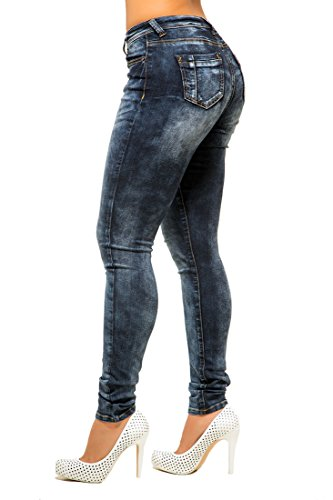 Pull Stretch Jeans - 4