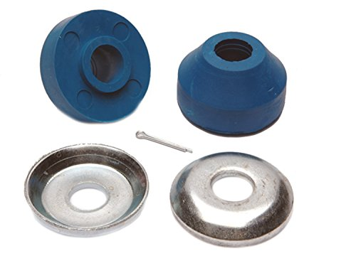 Front Strut Bushing - ACDelco 45G25049 Professional Front Suspension Strut Rod Bushing