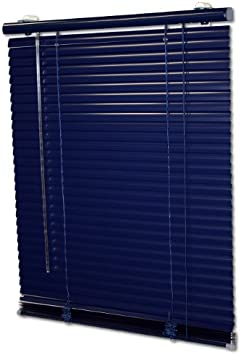 Garduna PVC Jalousie # blau 100 x 160cm # viele Farben /& Gr/ö/ßen.