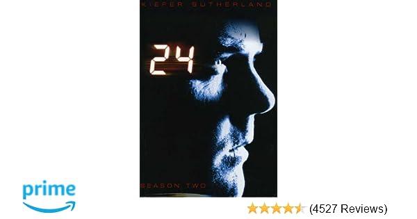 Amazon com: 24: Season 2 (Slim Pack): Kiefer Sutherland, Carlos