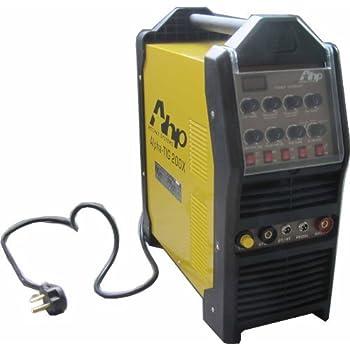 AHP AlphaTIG 200X 200-Amp IGBT AC DC Tig/Stick Welder with Pulse 110V and 200V