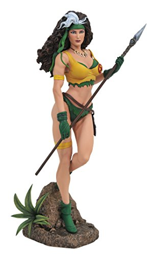 DIAMOND SELECT TOYS Marvel Gallery: Savage Land Rogue PVC Vinyl Figure