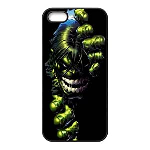 iPhone 5,5S Cell Phone Case Black Hulk NF6041205